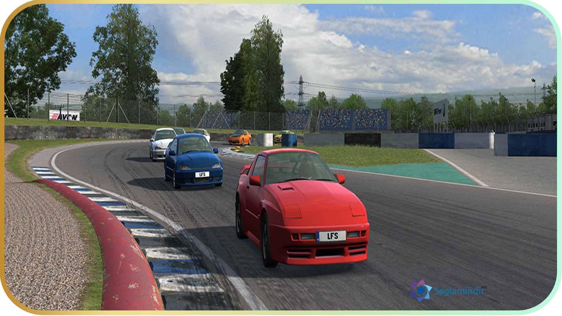 Live For Speed saglamindir