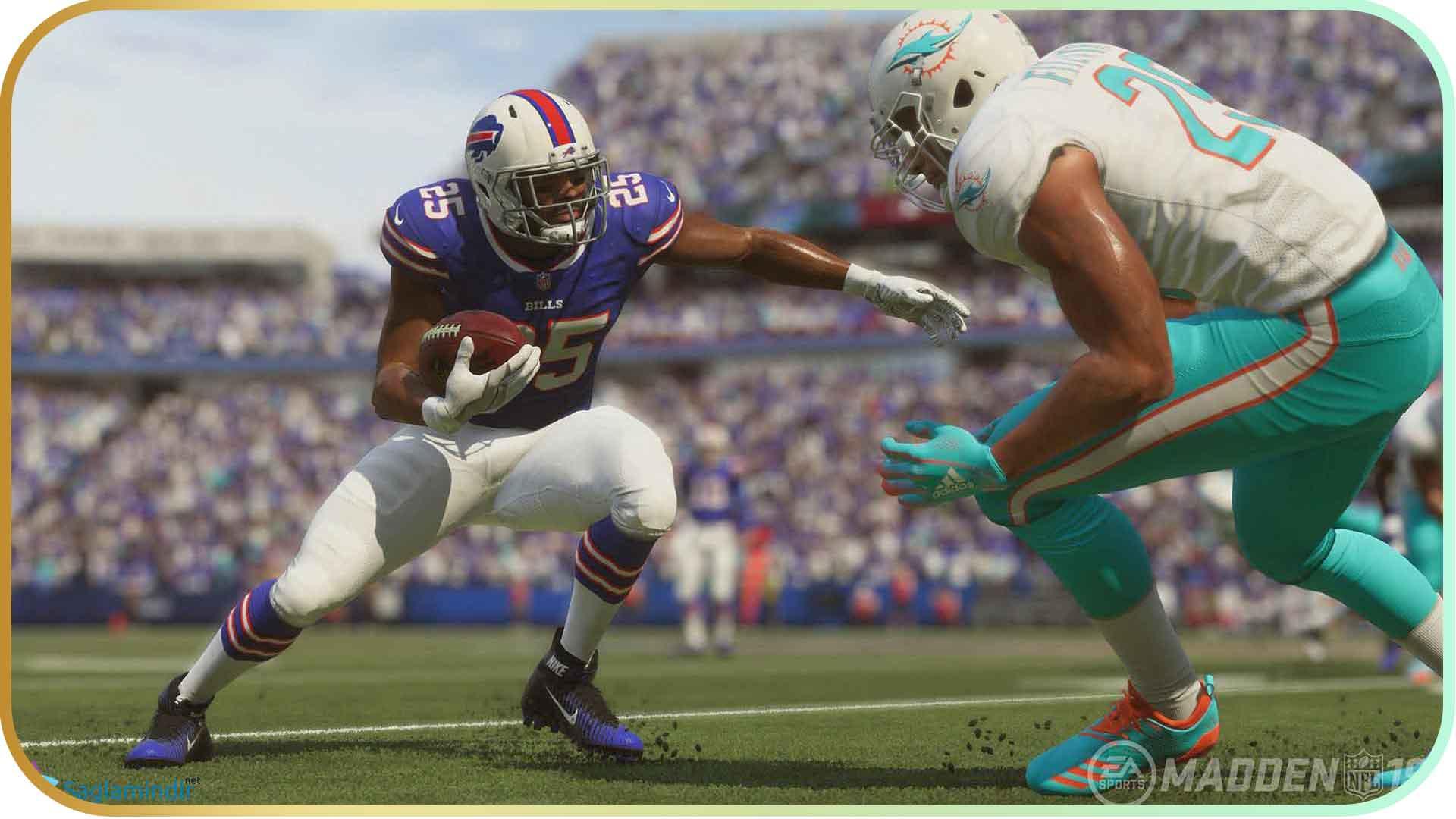 Madden NFL 19 torrent indir