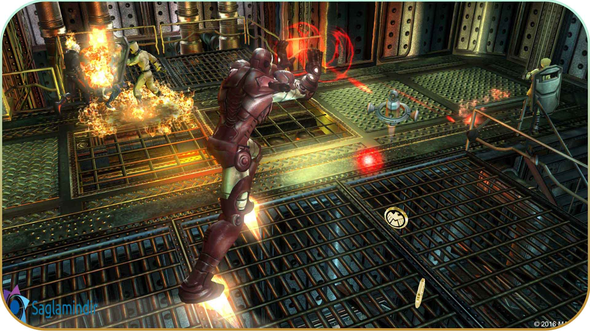 Marvel Ultimate Alliance torrent indir