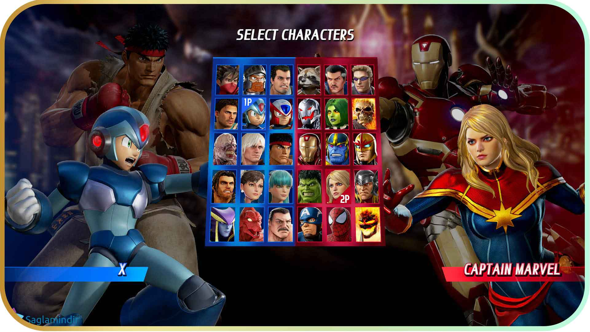 Marvel vs. Capcom Infinite full indir