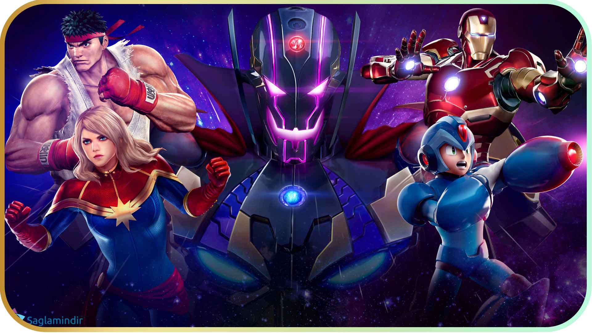 Marvel vs. Capcom Infinite saglamindir