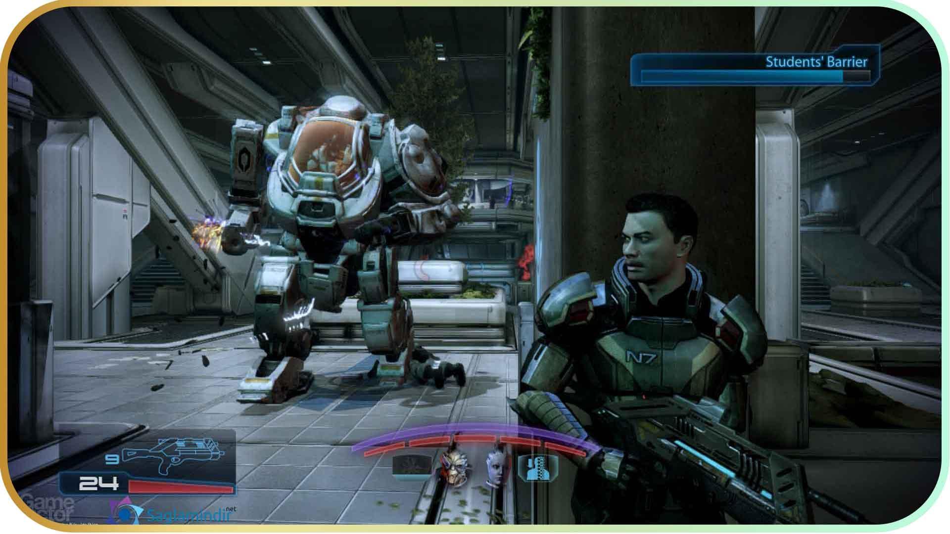 Mass Effect 1 full indir
