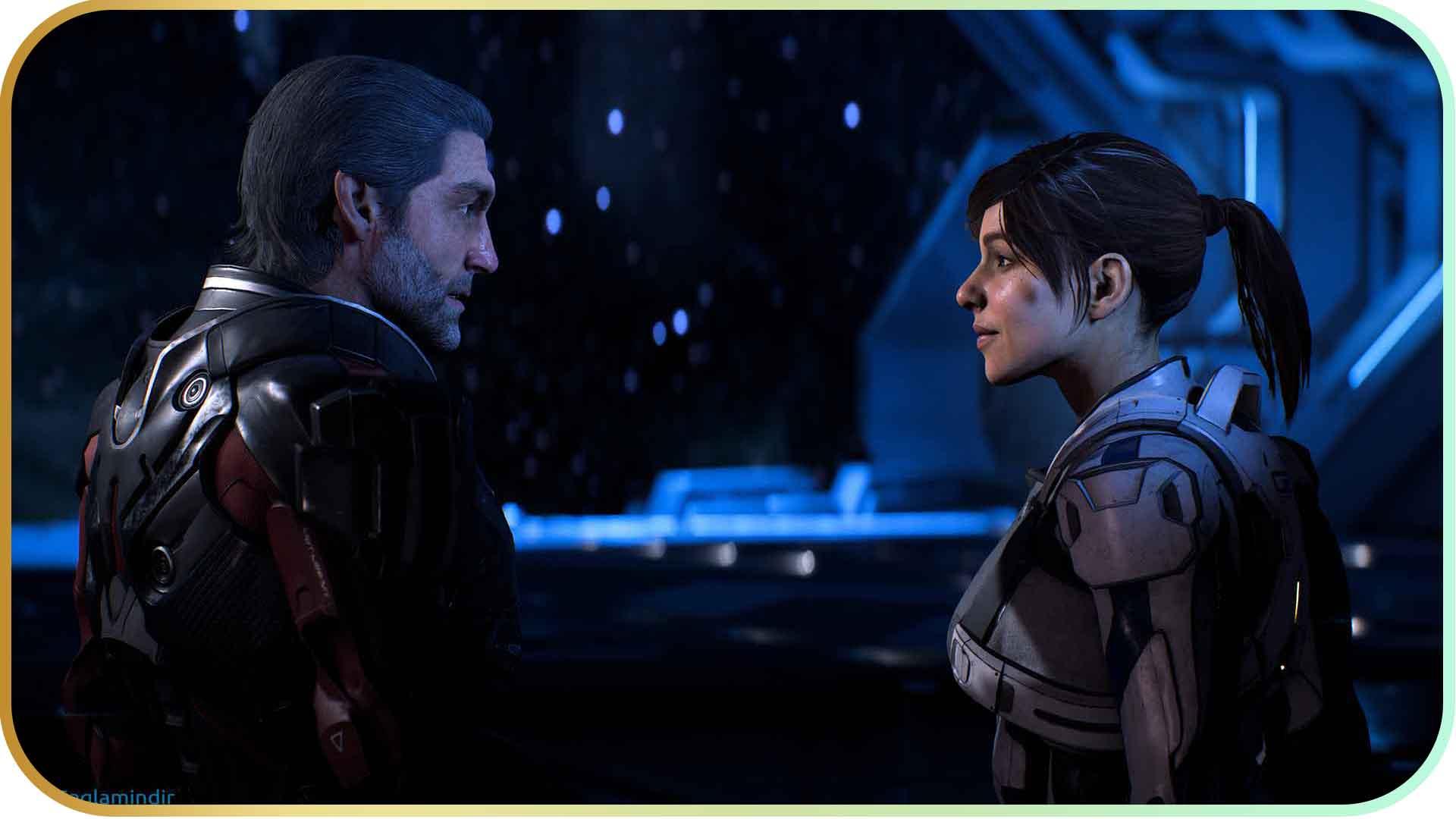 Mass Effect 1 saglamindir
