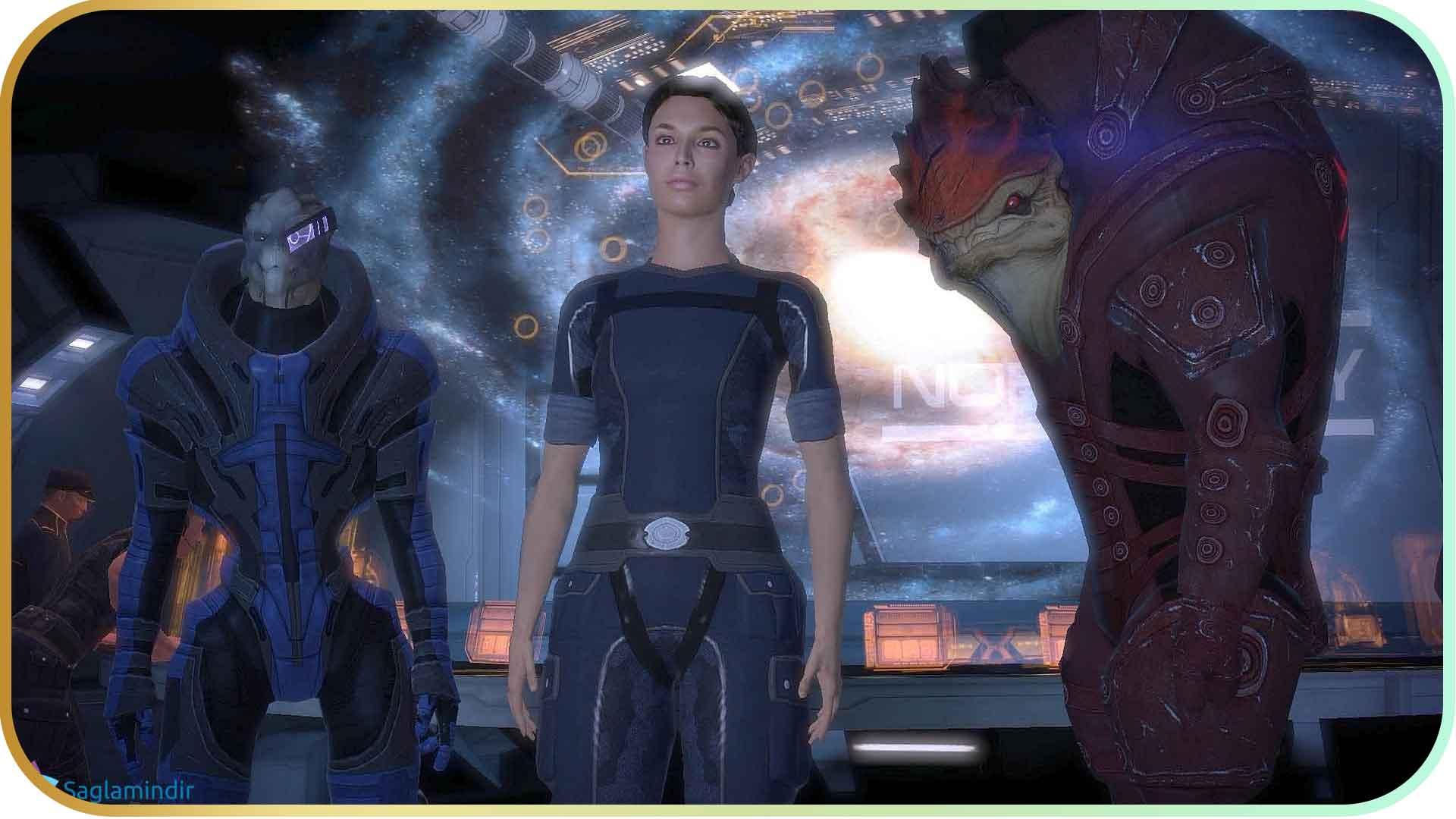 Mass Effect 1 torrent indir