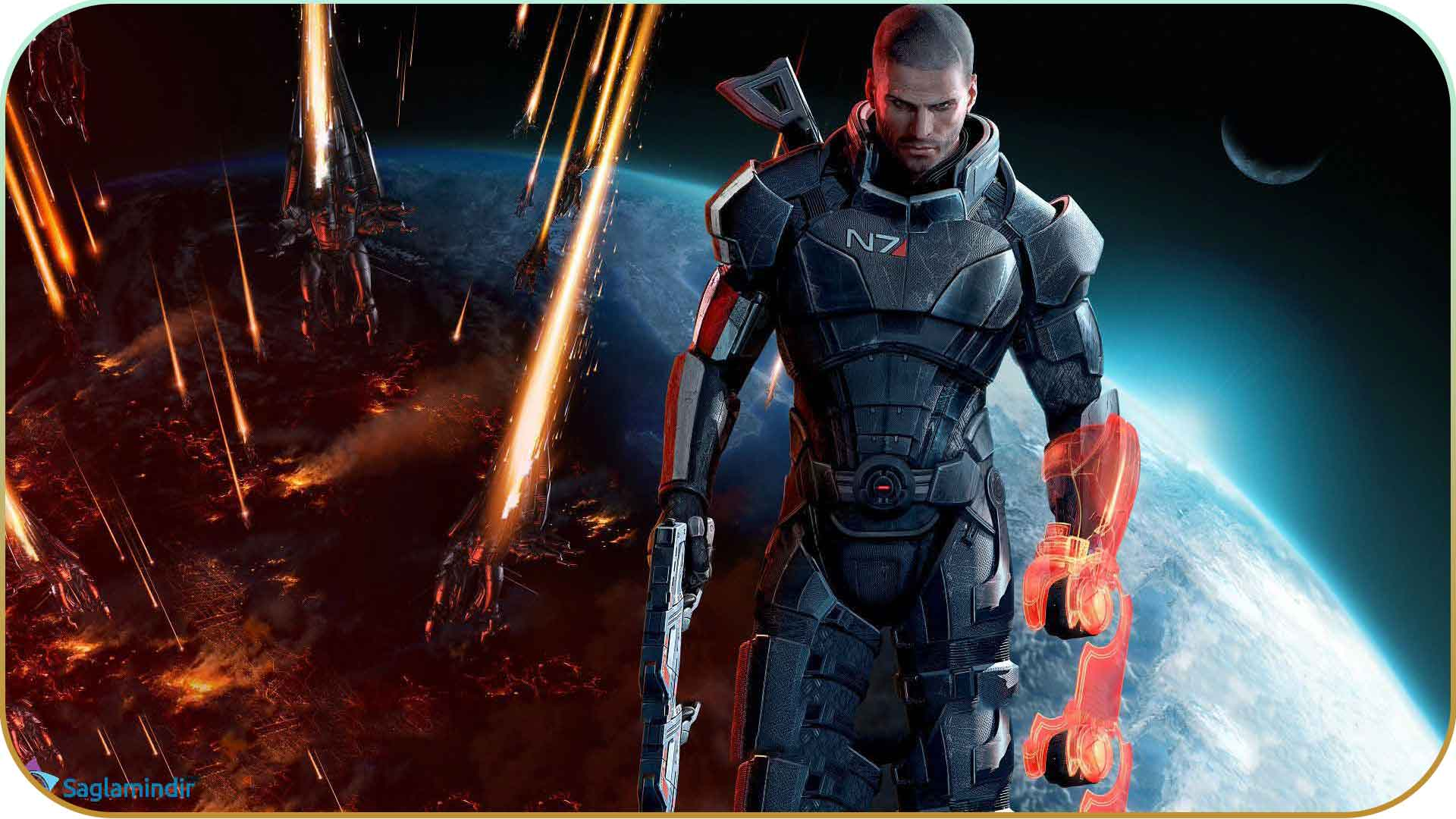 Mass Effect 3 full indir
