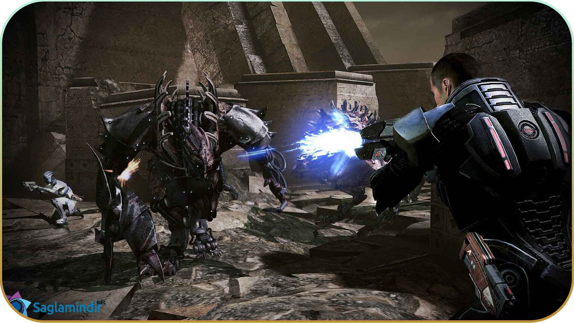 Mass Effect 3 torrent indir