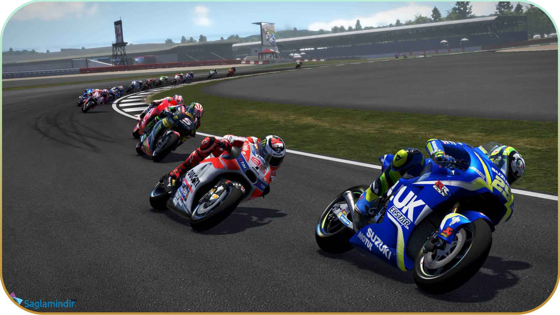 Moto GP 17 full indir
