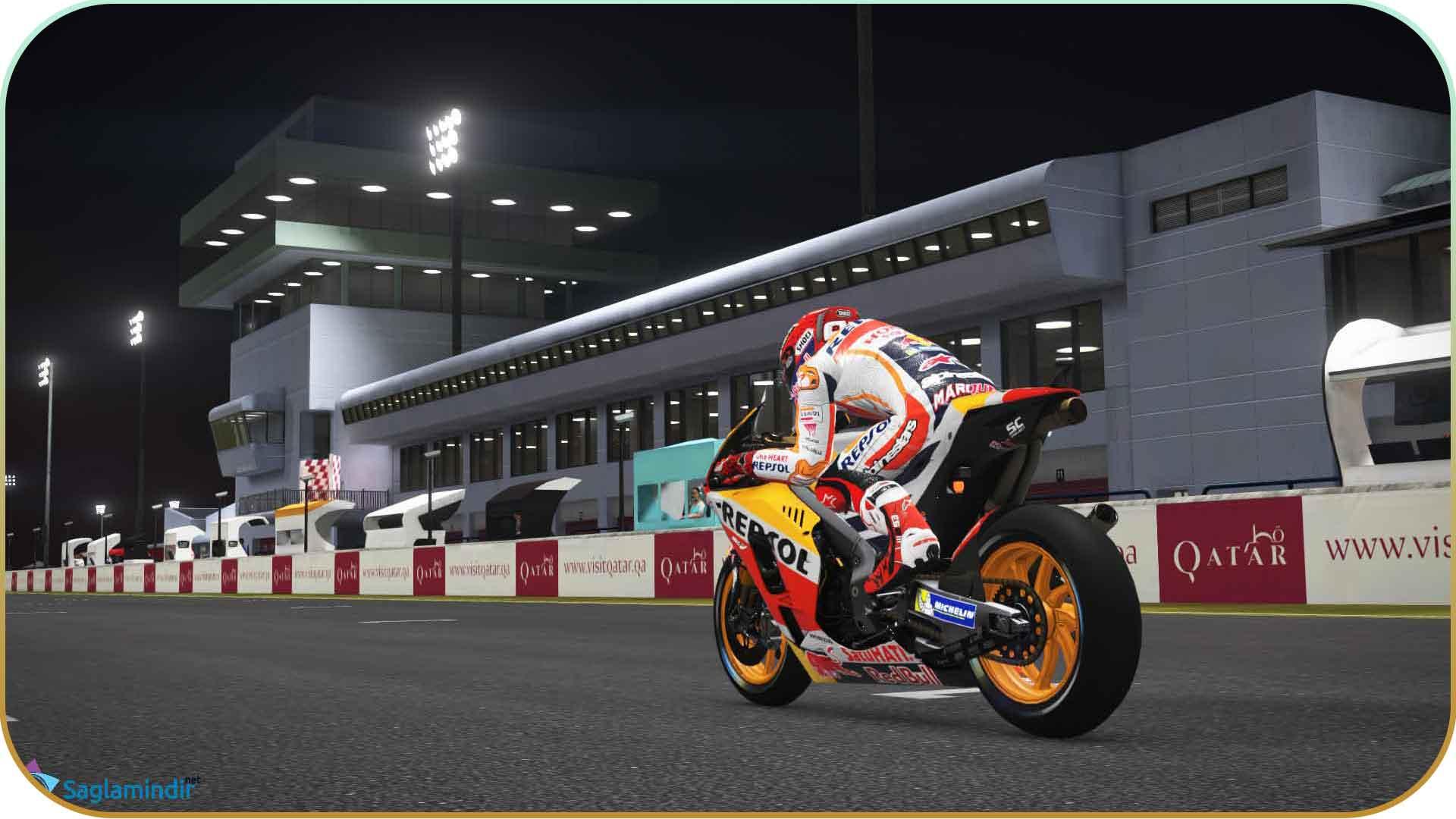 Moto GP 17 saglamindir