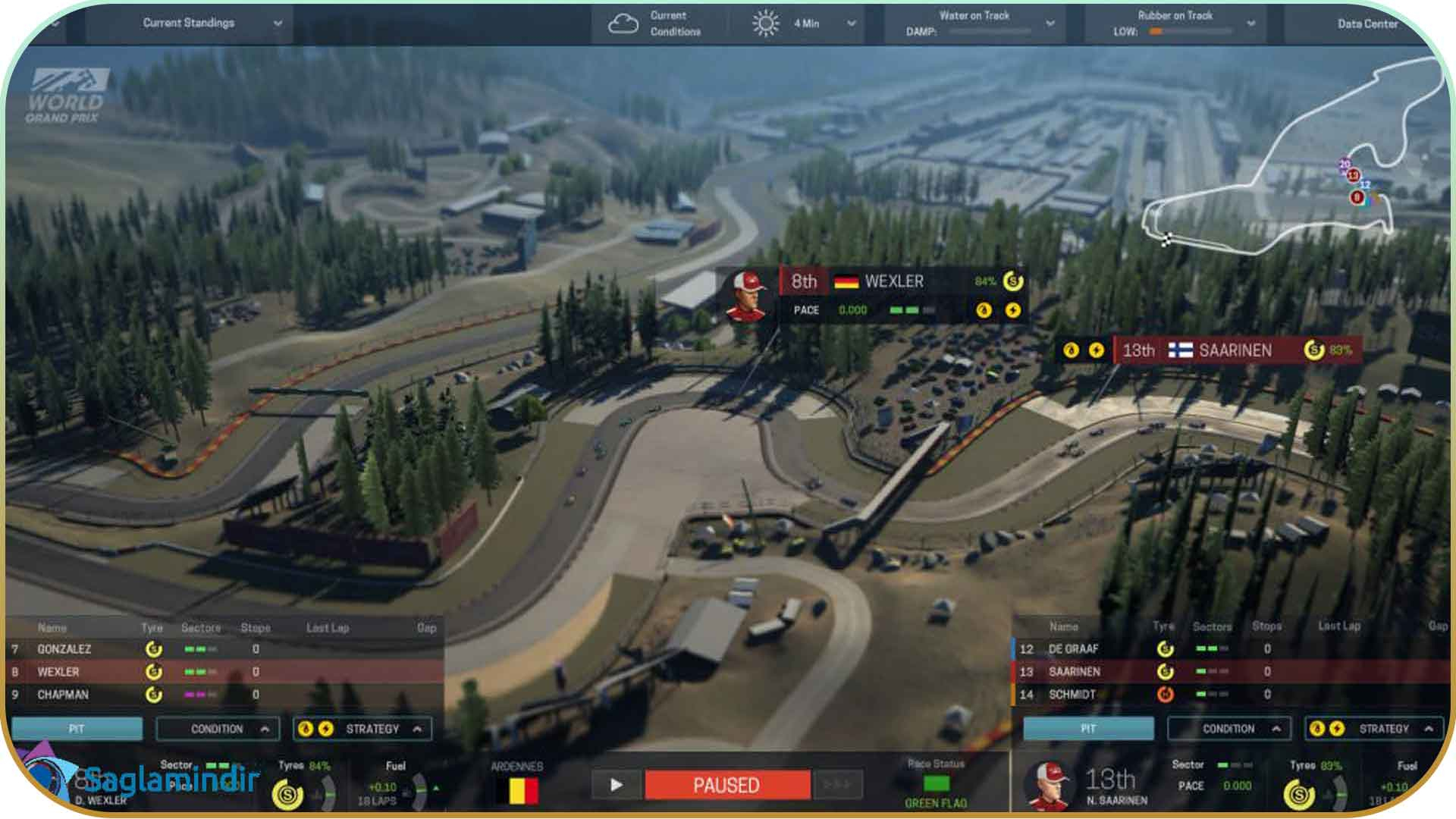 Motorsport Manager full indir