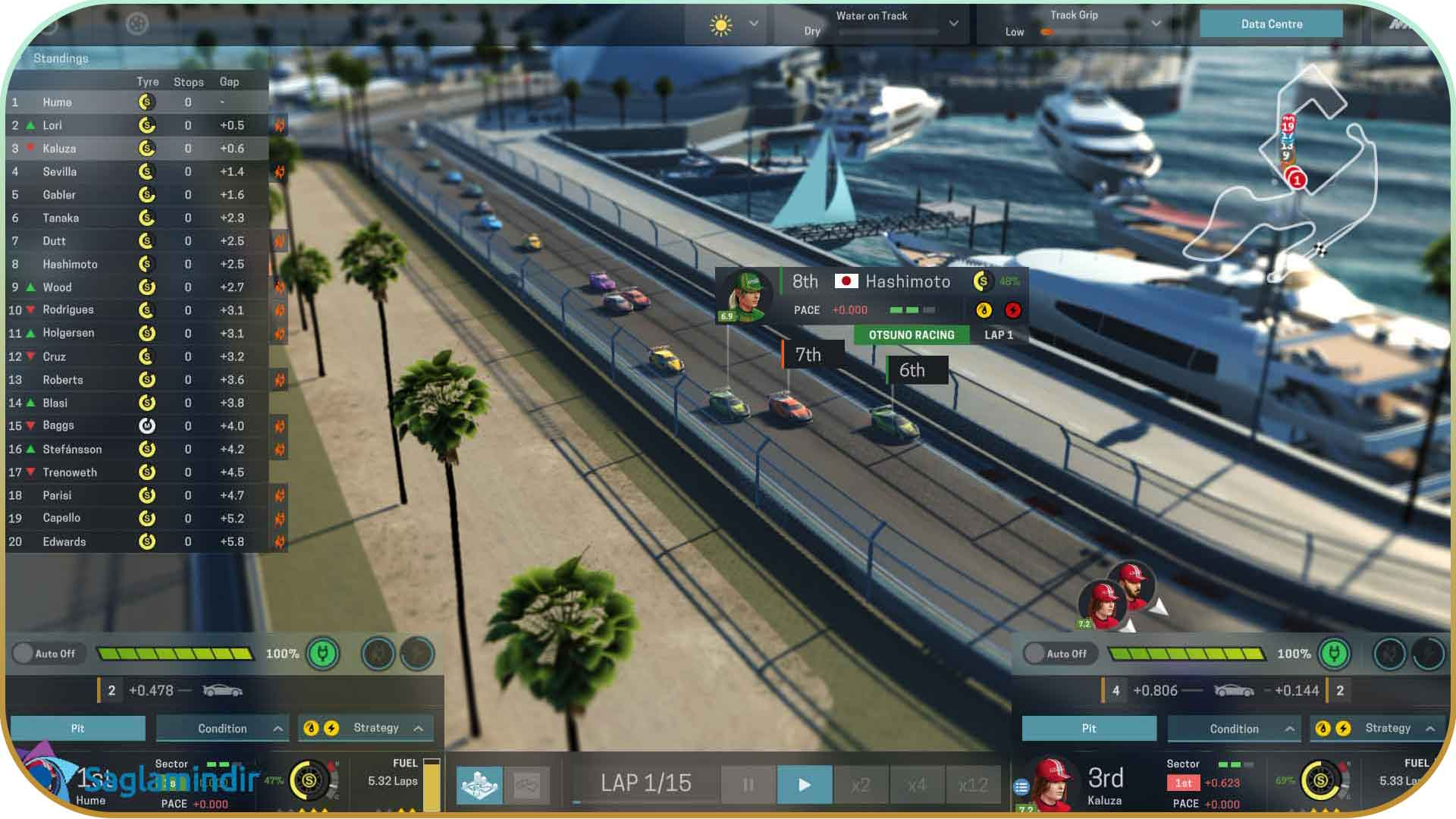 Motorsport Manager torrent indir