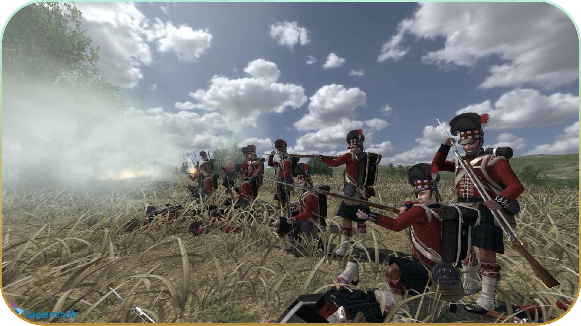 Mount & Blade Warband Napoleonic Wars saglamindir