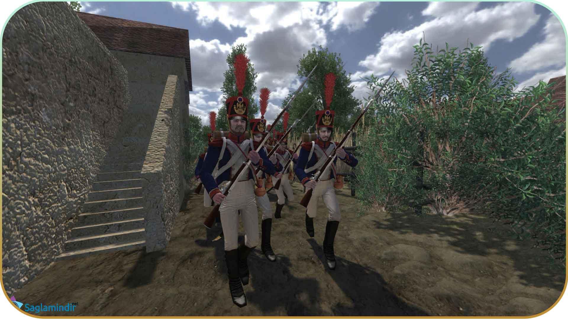 Mount & Blade Warband Napoleonic Wars torrent indir