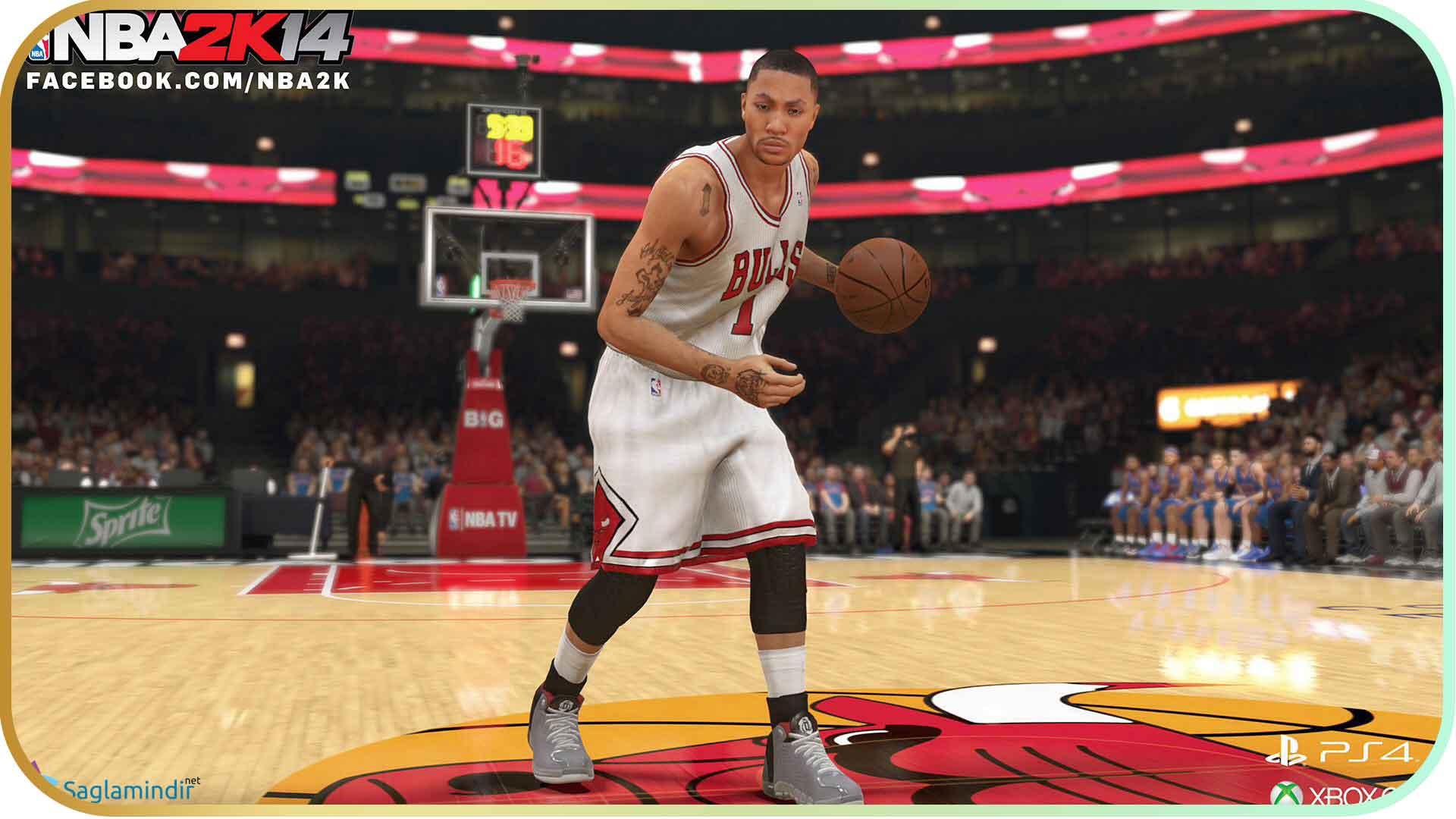 NBA 2K14 saglamindir