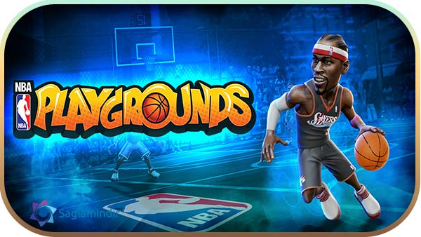 NBA Playgrounds indir