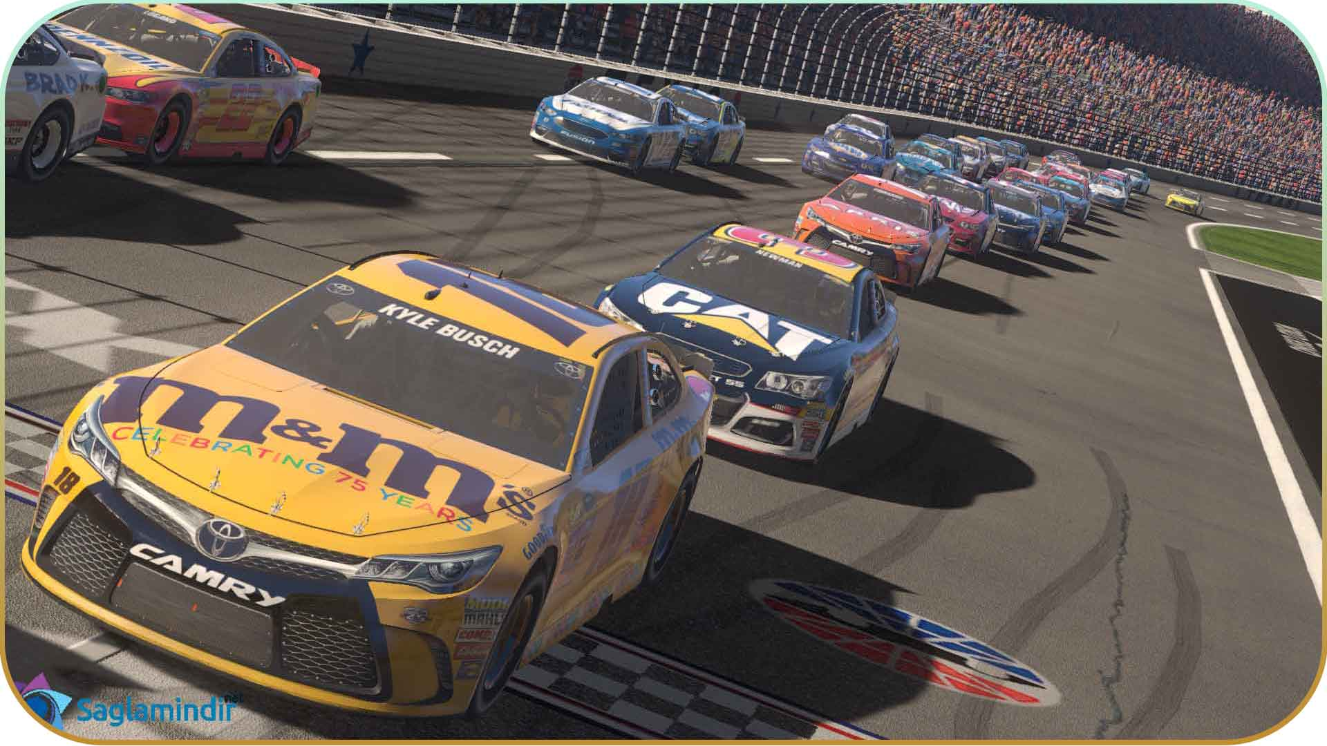 Nascar Heat Evolution torrent indir