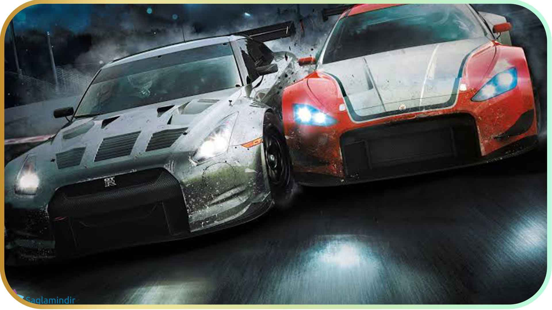 Need for Speed Shift 2 Unleashed full indir
