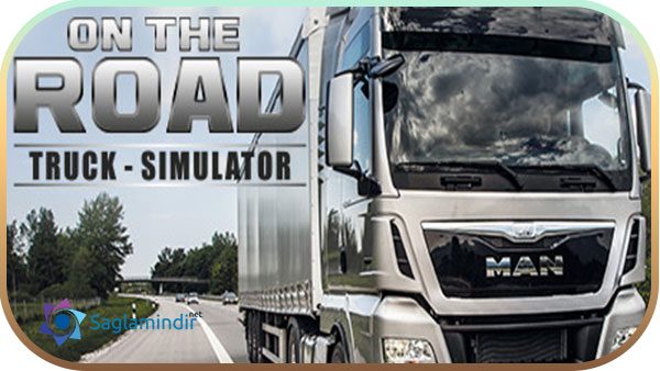 On The Road Truck Simulator indir