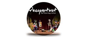 Passpartout The Starving Artist icon