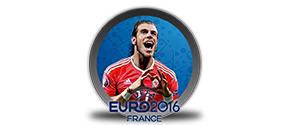 Pes UEFA Euro 2016 France icon