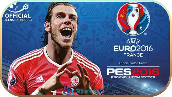 Pes UEFA Euro 2016 France indir