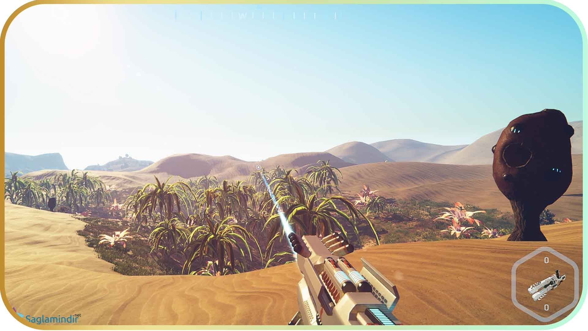 Planet Nomads torrent indir