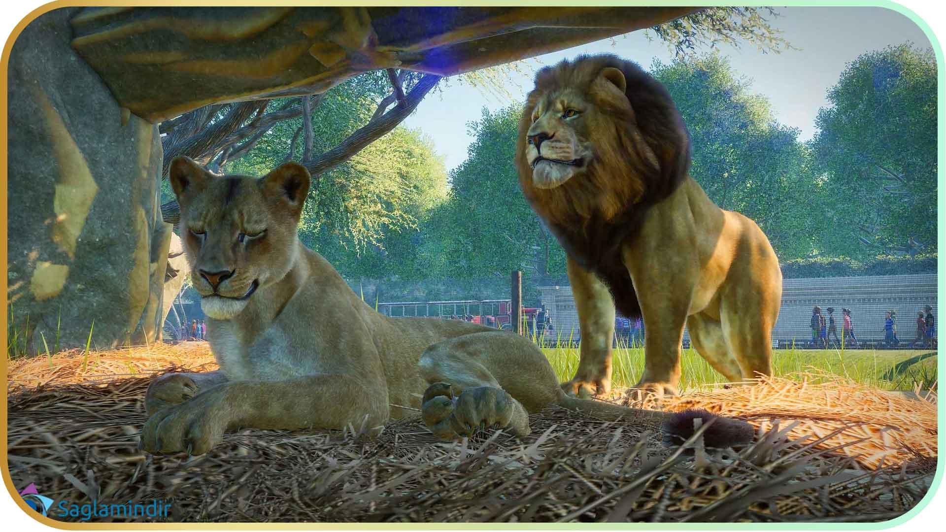 Planet Zoo full indir