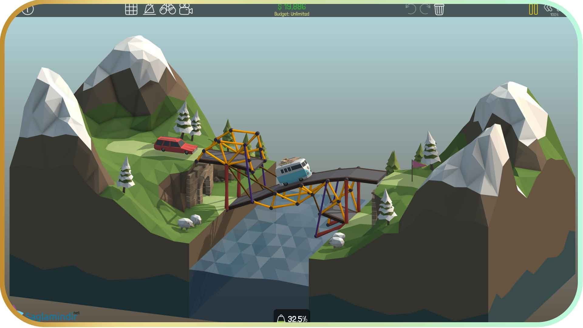 Poly Bridge full indir
