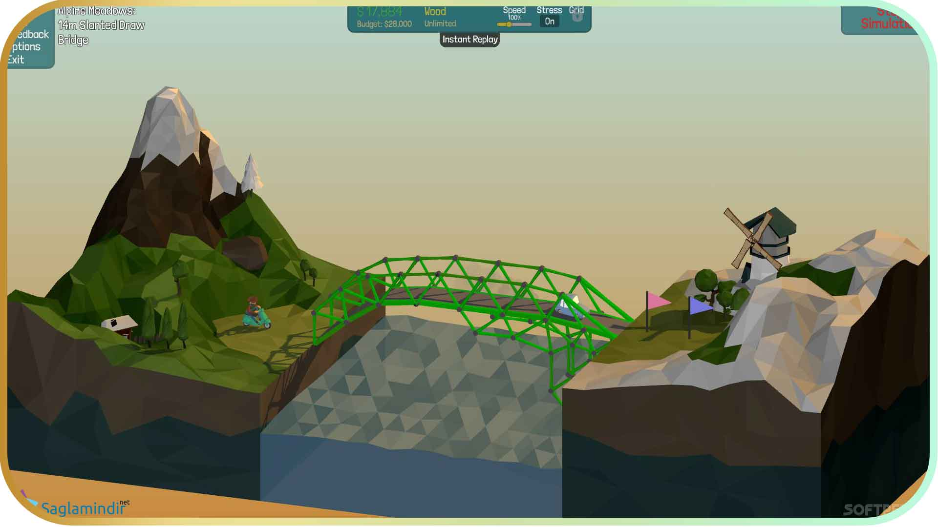 Poly Bridge torrent indir