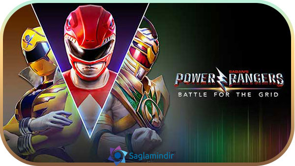 Power Rangers Battle for the Grid indir