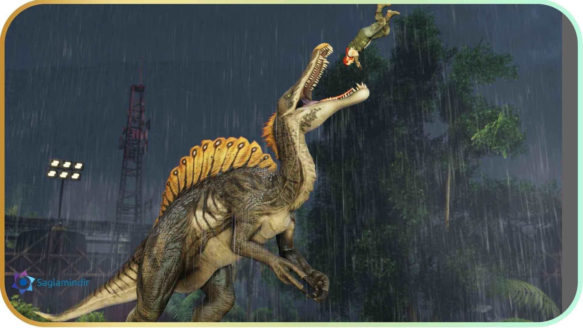 Primal Carnage Extinction saglamindir