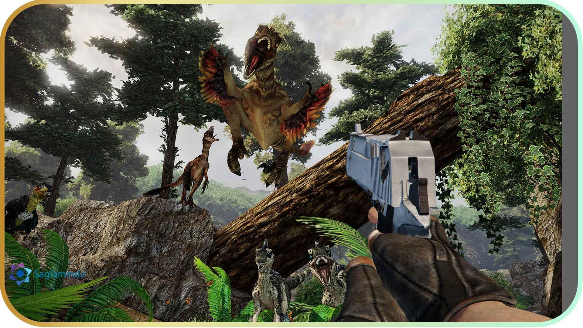 Primal Carnage Extinction torrent indir