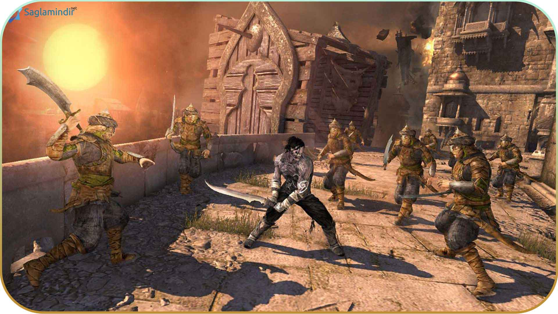 Prince of Persia The Forgotten Sands full indir