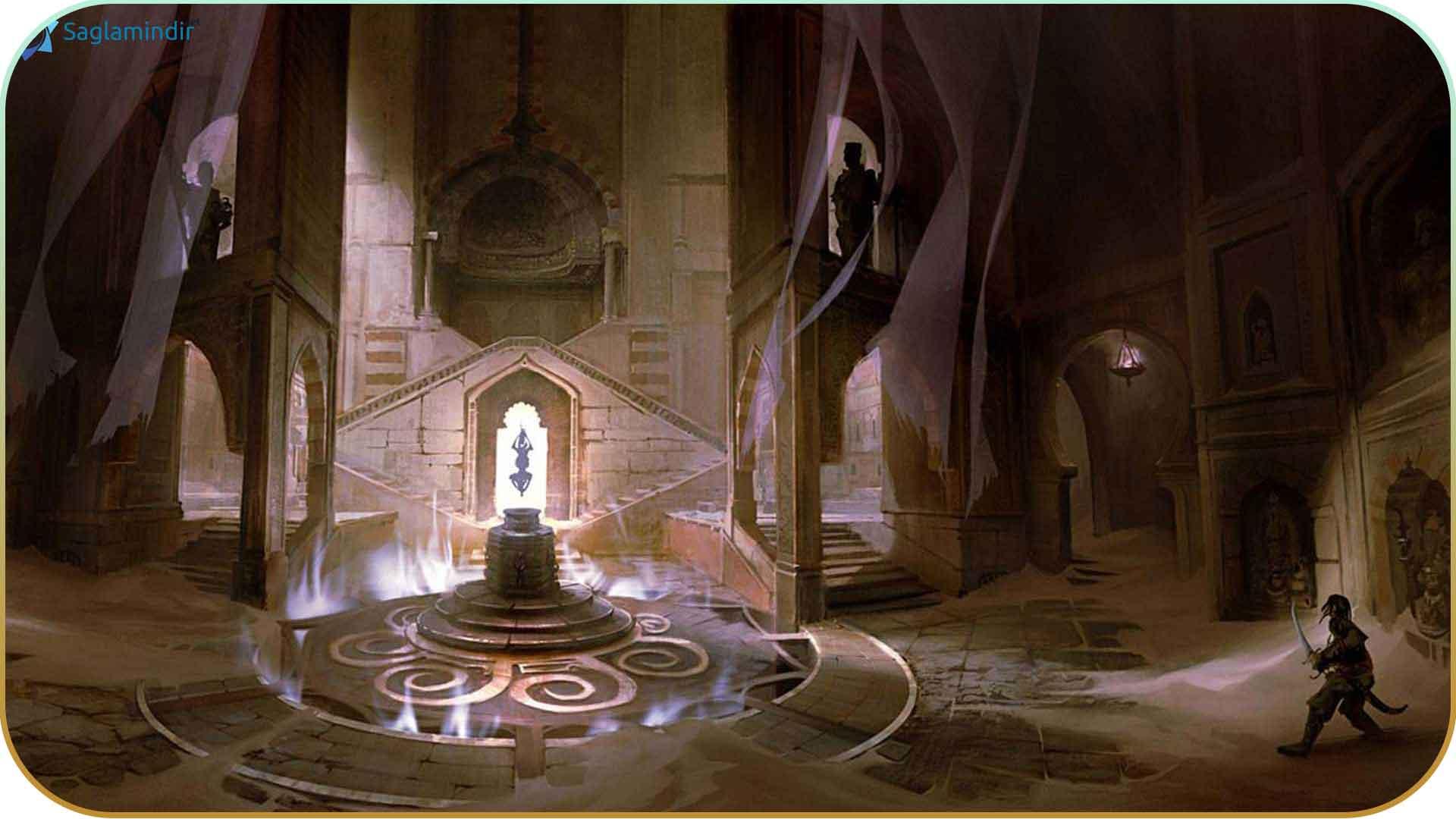 Prince of Persia The Forgotten Sands saglamindir