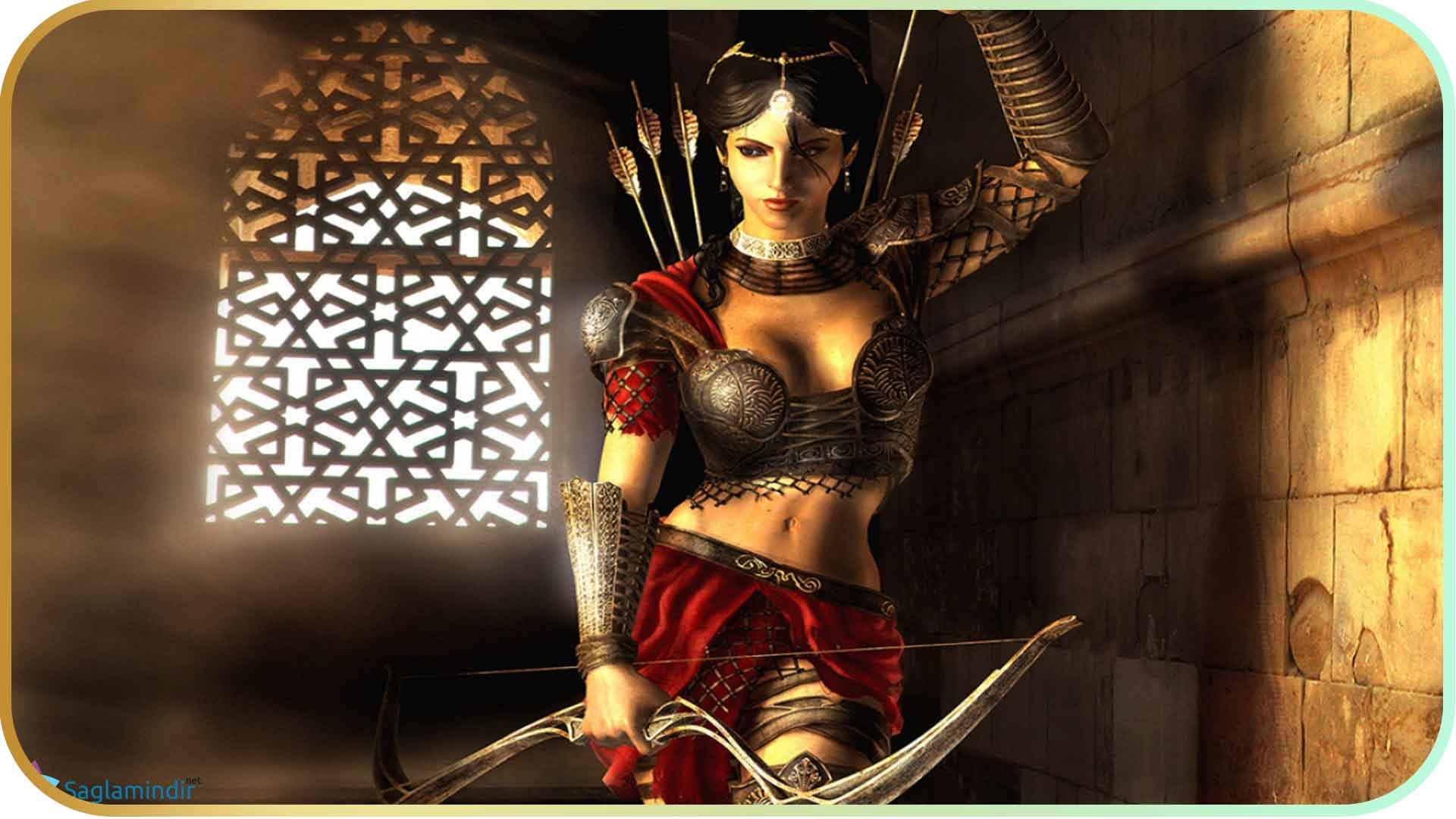 Prince of Persia The Two Thrones saglamindir