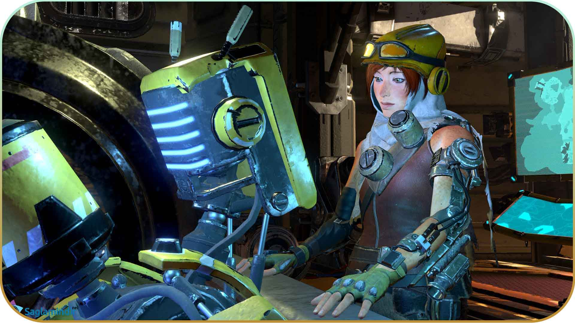 Recore Definiteve Edition full indir