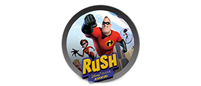 Rush A Disney Pixar Adventure icon