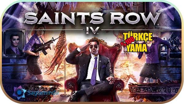 Saints Row 4 indir