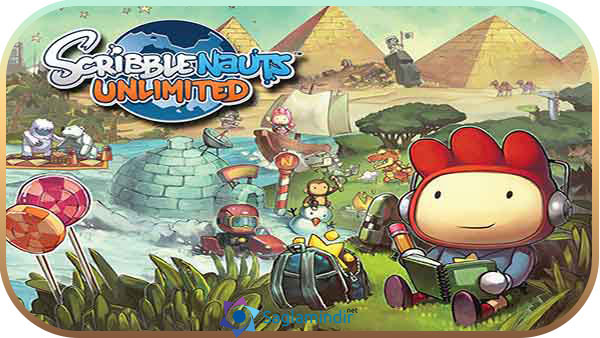 Scribblenauts Unlimited indir