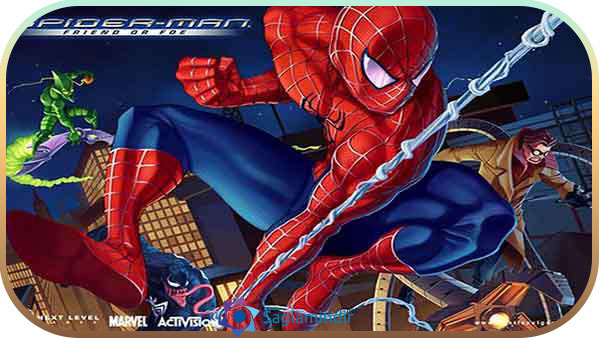 Spider Man Friend Or Foe indir