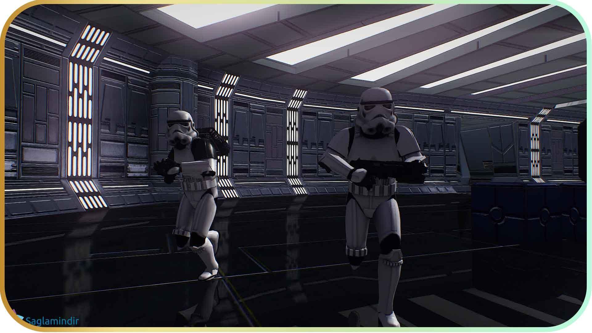 Star Wars Battlefront 2 Classic saglamindir
