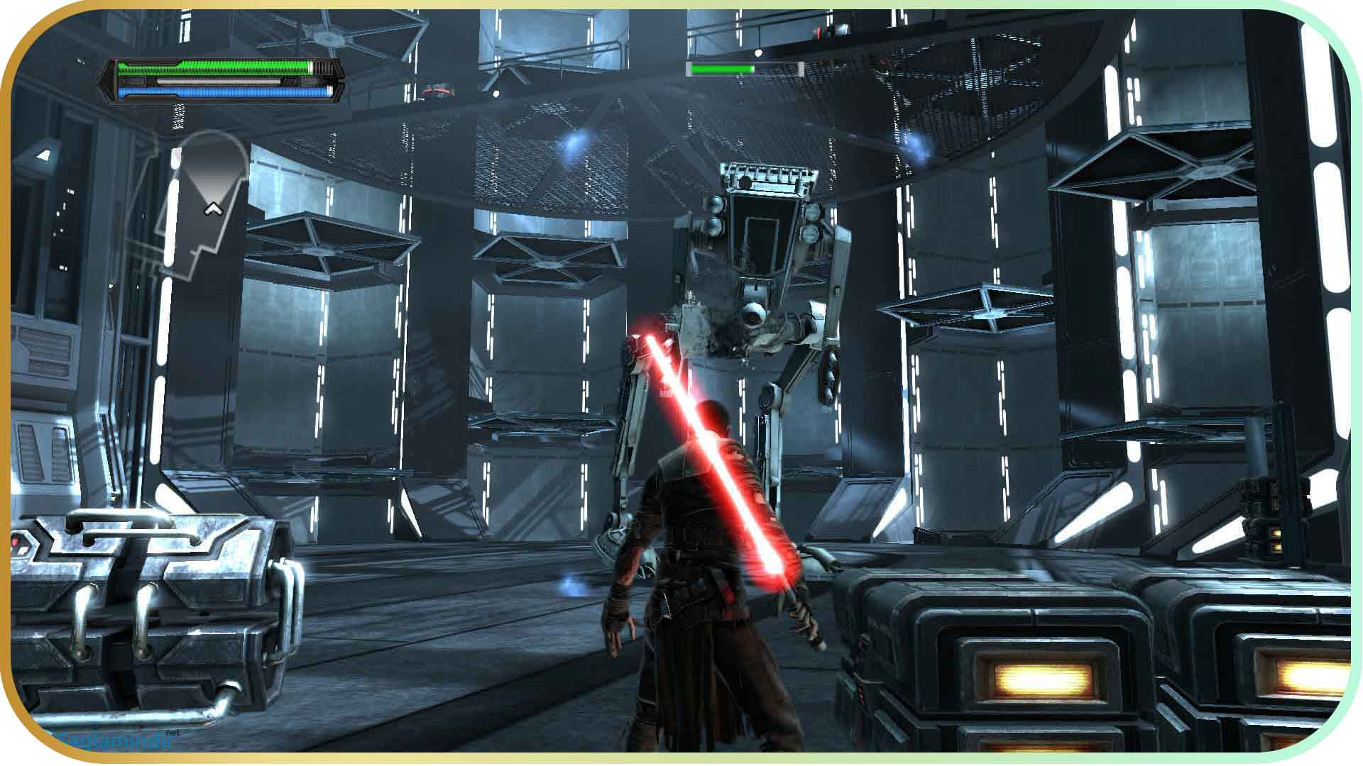 Star Wars The Force Unleashed full indir