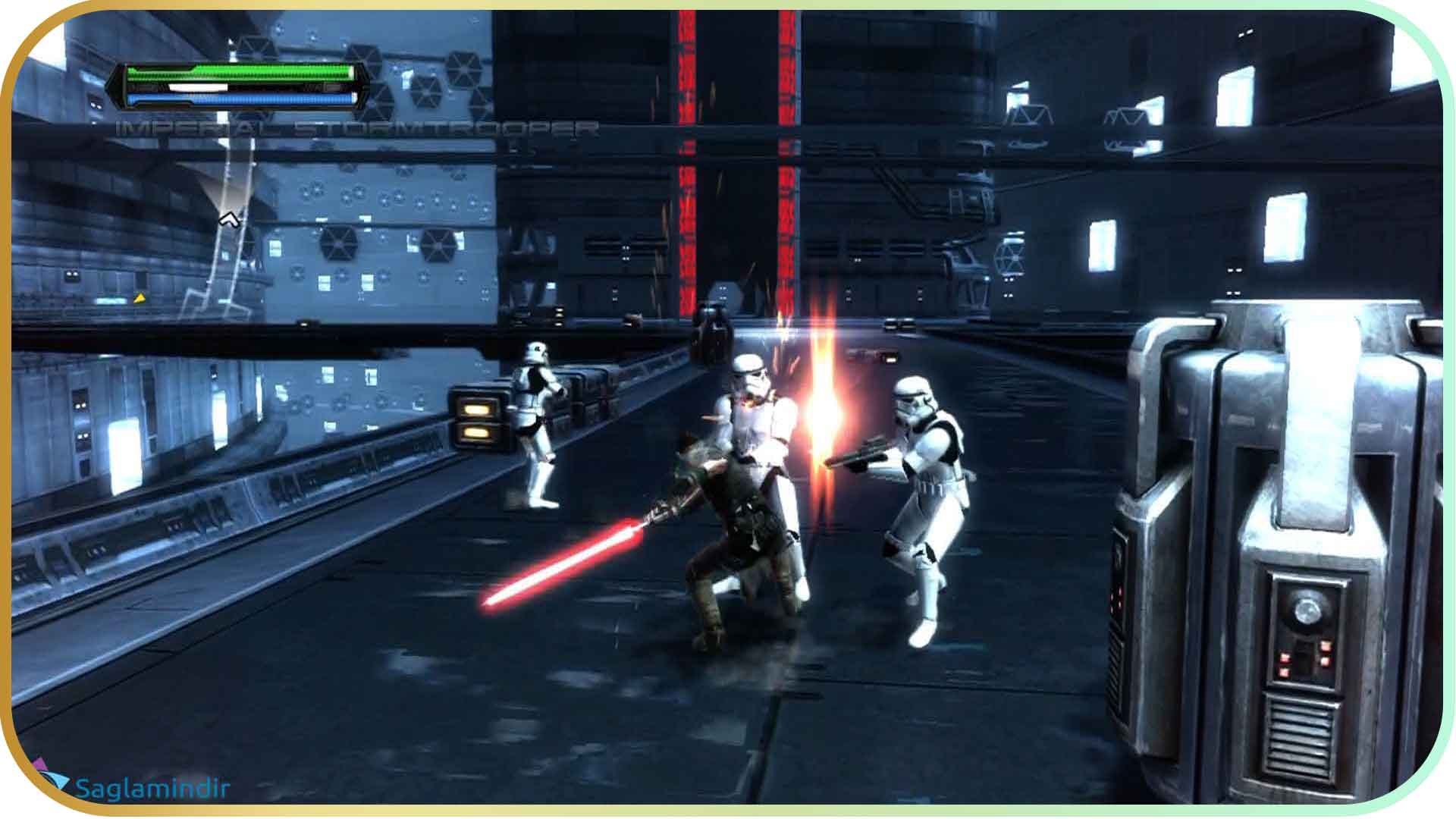 Star Wars The Force Unleashed saglamindir