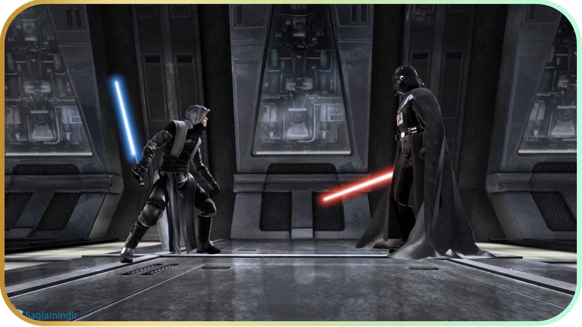 Star Wars The Force Unleashed torrent indir
