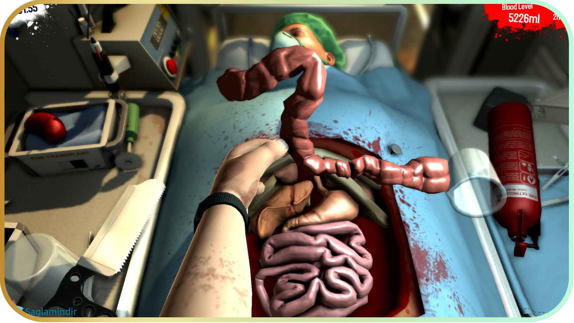 Surgeon-Simulator 2013 full indir