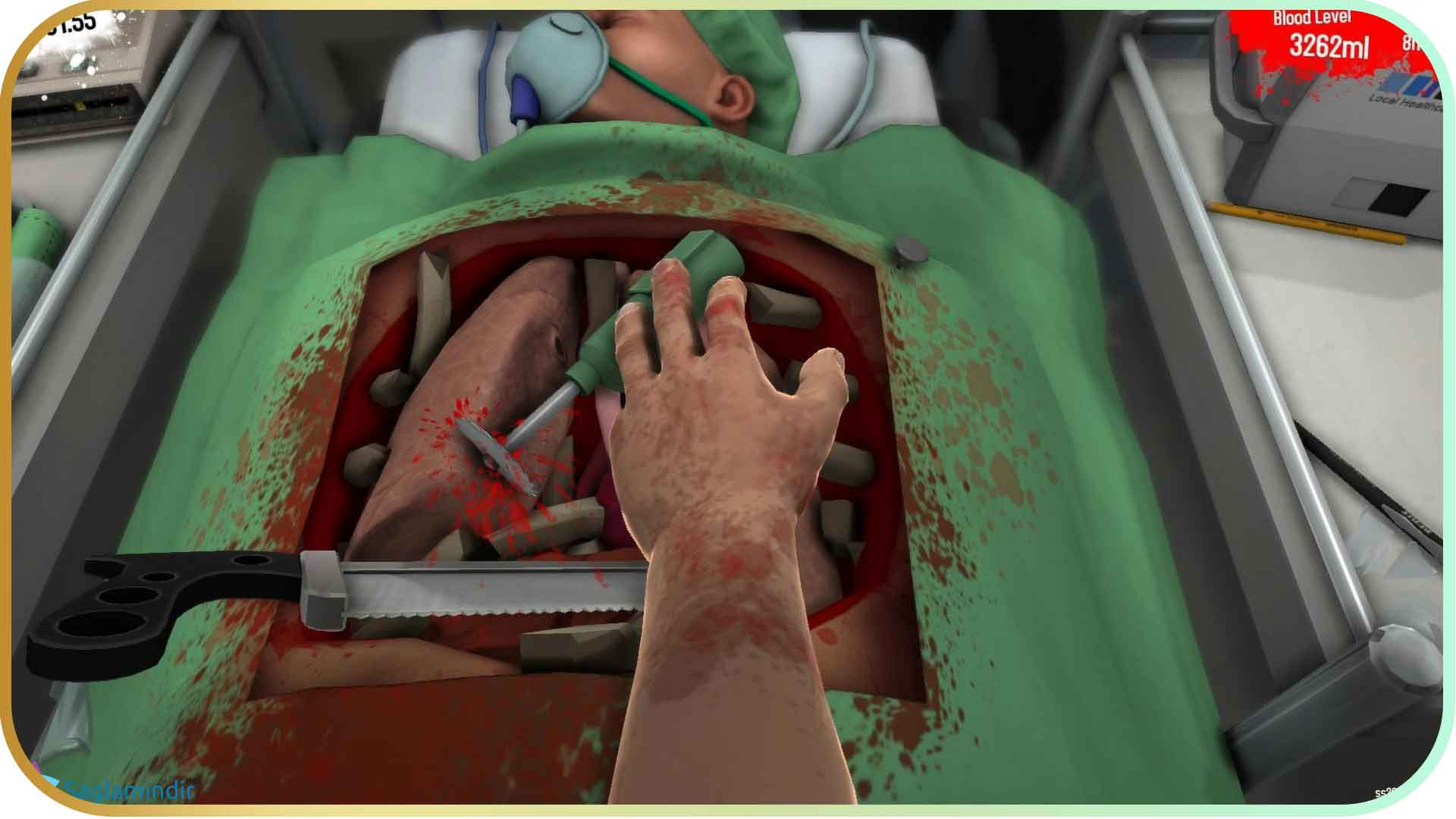 Surgeon Simulator 2013 torrent indir