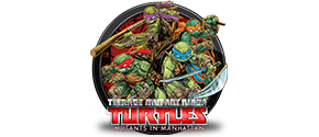Teenage Mutant Ninja Turtles Mutants in Manhattan icon