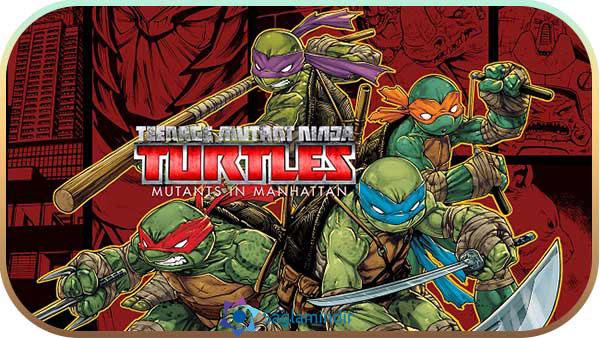 Teenage Mutant Ninja Turtles Mutants in Manhattan indir