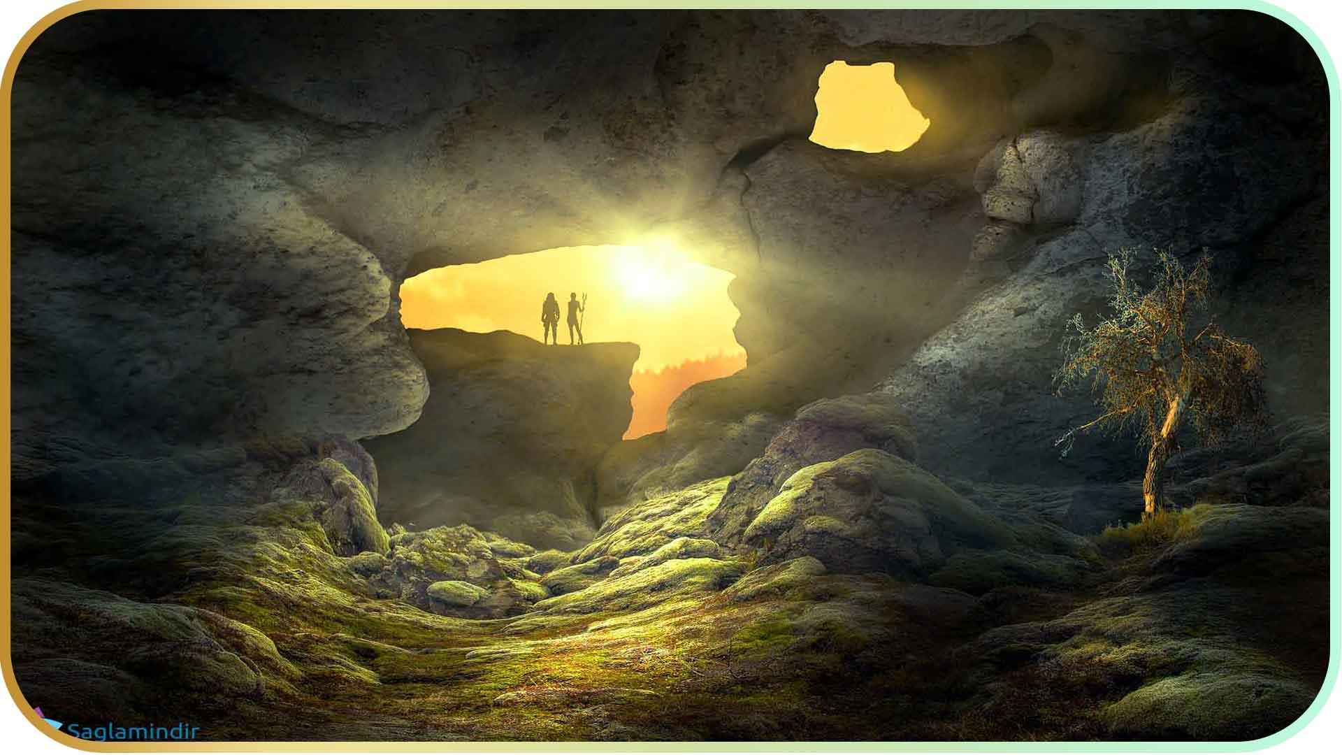 The Cave saglamindir