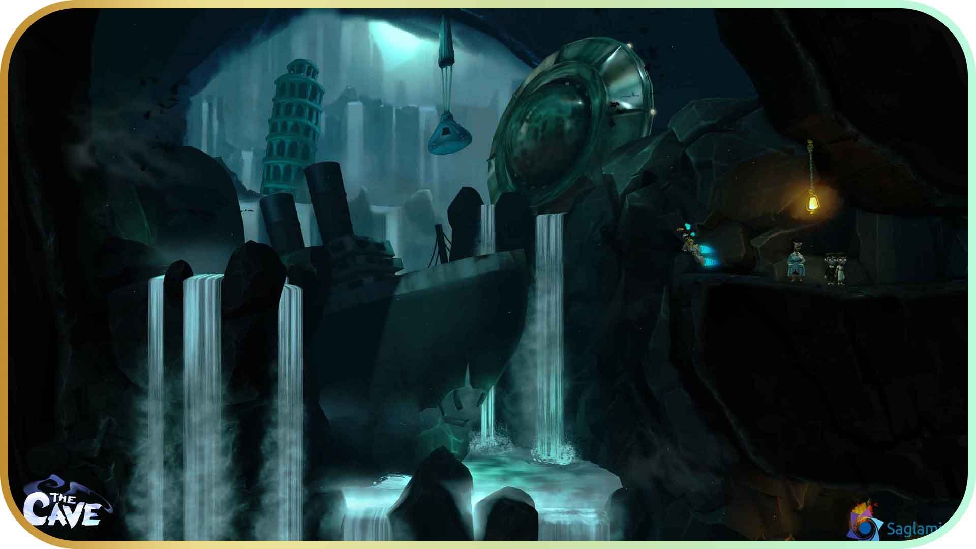 The Cave torrent indir