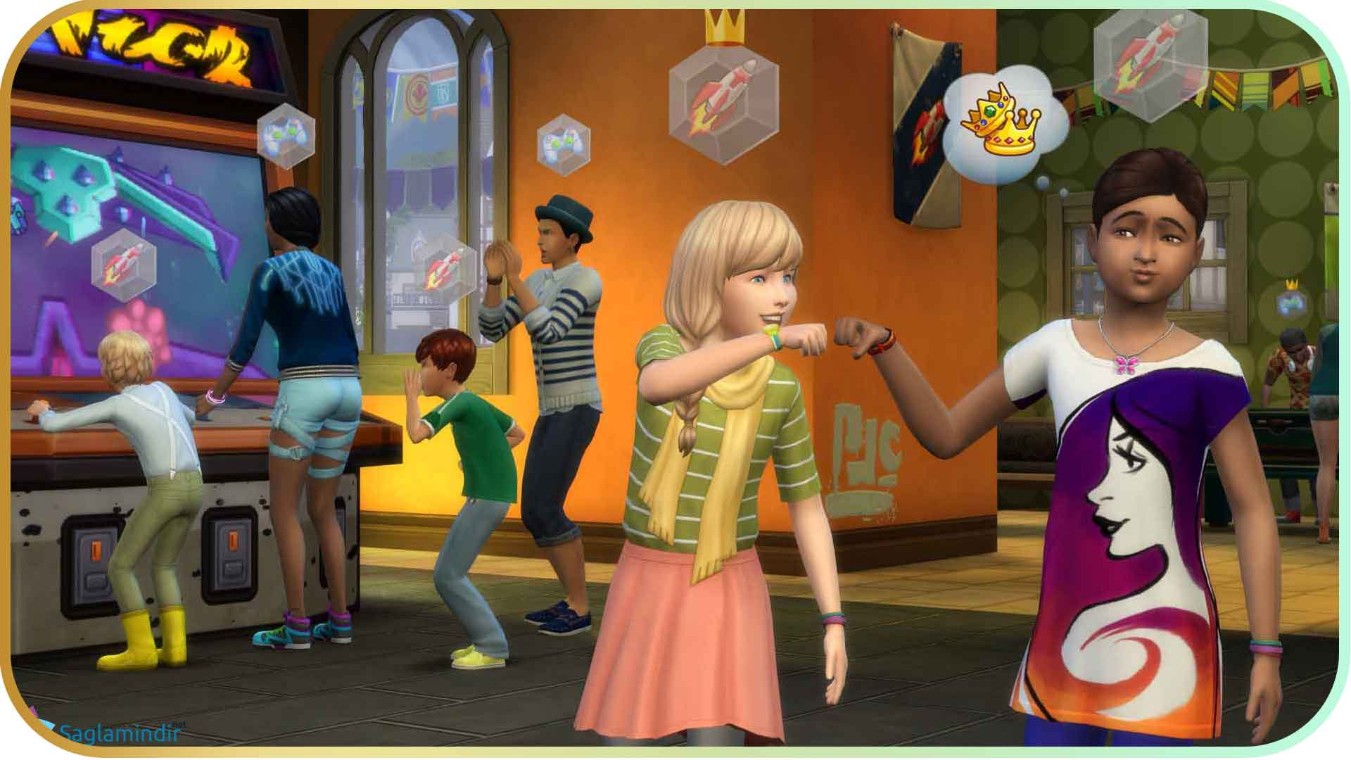The Sims 4 Get Together full indir